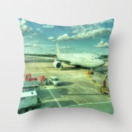 Royal Air Force Voyager Throw Pillow
