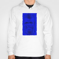 juventus Hoodies featuring World Cup Edition - Paul Pogba / France by Milan Vuckovic