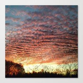Rolling Skies Canvas Print