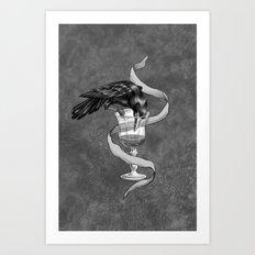 The Dregs II Art Print