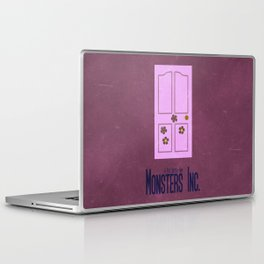 Monsters Inc. Laptop & iPad Skin