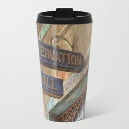 New Orleans Jazz Club Travel Mug