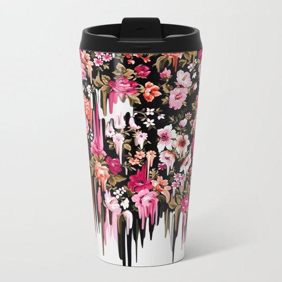 Heat of the day Metal Travel Mug