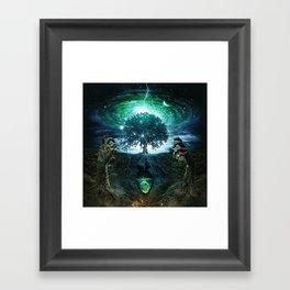 Tree of Life (Reprise) Framed Art Print