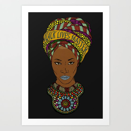 Black lives matter by tadeuamaral