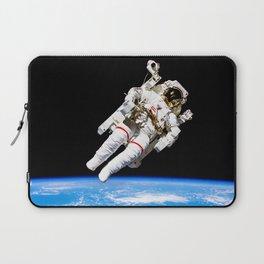 Astronaut Bruce McCandless Floating Free Laptop Sleeve