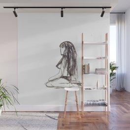 Sits Wall Mural