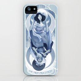 The High Priestess iPhone Case