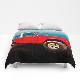 Ford Bronco Classic from VivaChas Hot Rod Art Comforters