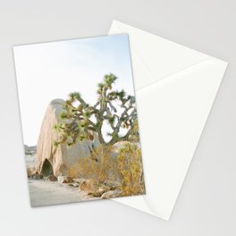 Jumbo Rocks Campground, Joshua Tree Stationery Cards