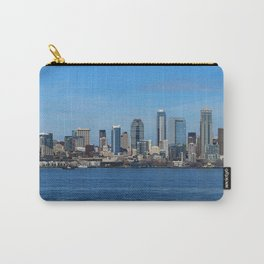 Seattle Panorama Carry-All Pouch