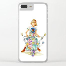 We are the Mods! Clear iPhone Case