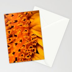 In your face yellow Stationery Cards