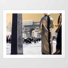 n1fx Art Print