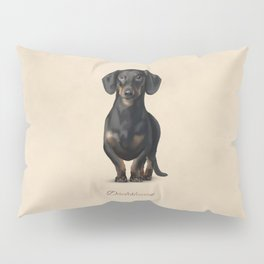 Dachshund Pillow Sham