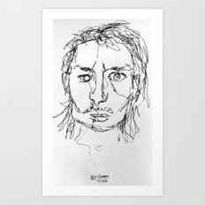 Self Portrait Twenty Sixteen Art Print