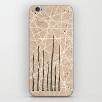 celestial iPhone & iPod Skins featuring Celestial by Finn Wild