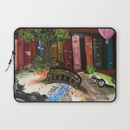 Book Experience Laptop Sleeve