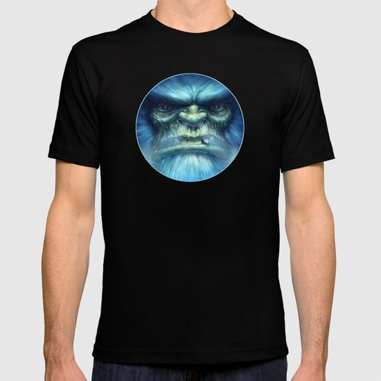 Abominable Snowman T-shirt