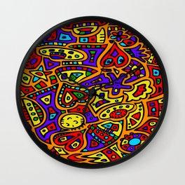 Abstract #416 Wall Clock