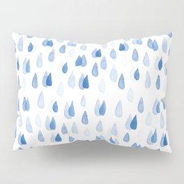 RAINDROPS Pillow Sham