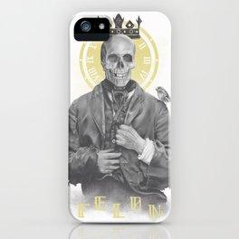 Felon's Wage ≠ Felon's Gift iPhone Case