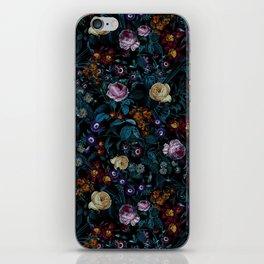 Night Garden XXXIII iPhone Skin