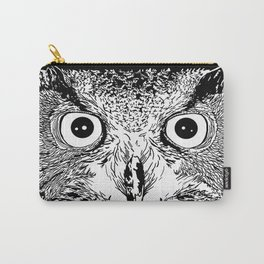 The Elder Owl Carry-All Pouch