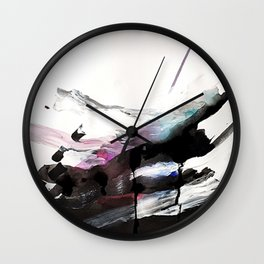 """Day 6: """"I'll take a regular-medium with a shot of joy and a touch of wonder."""" Wall Clock"""