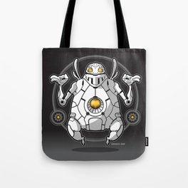 Zen Robot Tote Bag