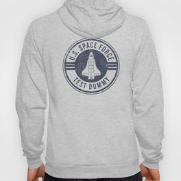 """""""Test Dummy"""" US Space Force design - USA Space Force graphics Hoody"""