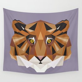 T is for Tiger Wall Tapestry