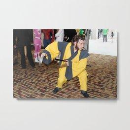 D*Con: Wolverine Metal Print