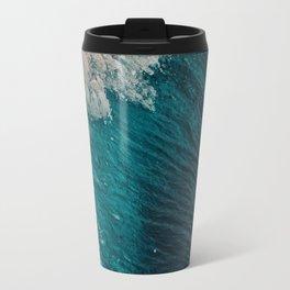 The waves Travel Mug