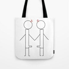 Lover Boy Tote Bag