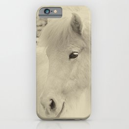 Dreaming Horse iPhone Case