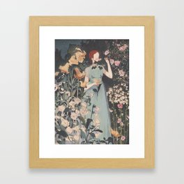 Anne of The Green Gables Framed Art Print