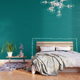 teal blue Wallpaper