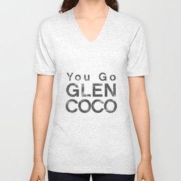 You Go Glen Coco - Mean Girls movie Unisex V-Neck