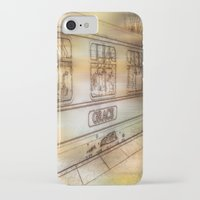grace iPhone & iPod Cases featuring Grace. by Heather Goodwin