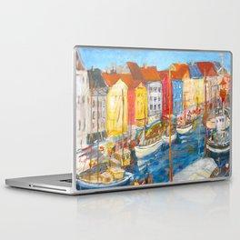 New Harbor, Copenhagen Laptop & iPad Skin