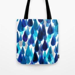 downpour Tote Bag