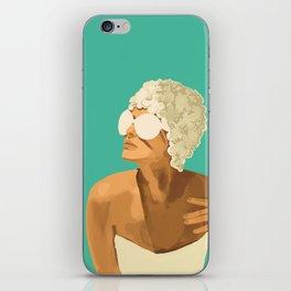 Beach Me iPhone Skin