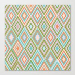 rhombus 2 Canvas Print