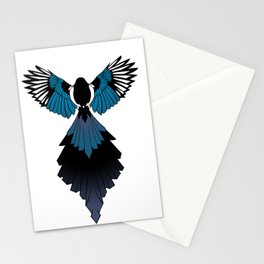 magpie 1 Stationery Cards