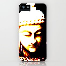 Buda Love iPhone Case