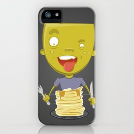 Pancakes iPhone Case