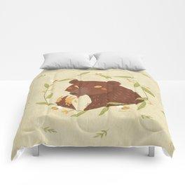 Whoops! - Bear - Comforters