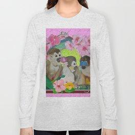 wise monkeys 3.0 Long Sleeve T-shirt