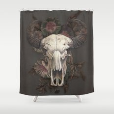 Nightshade Shower Curtain